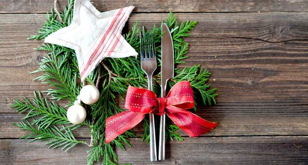 4 idées de recettes pour un repas de Noël au top