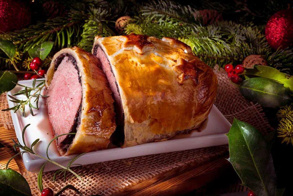 Repas de Noël facile