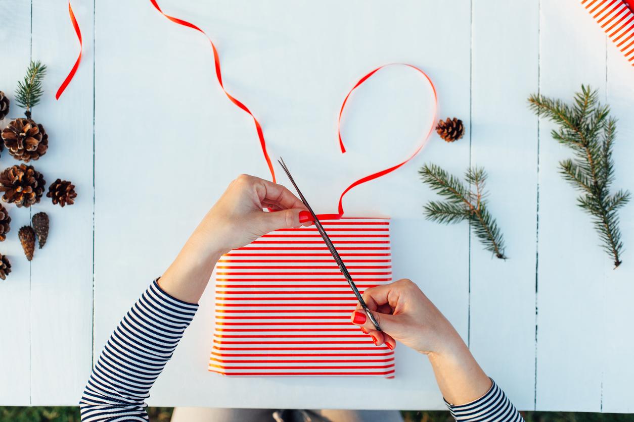 Savoir emballer ses cadeaux de noel parfaitement