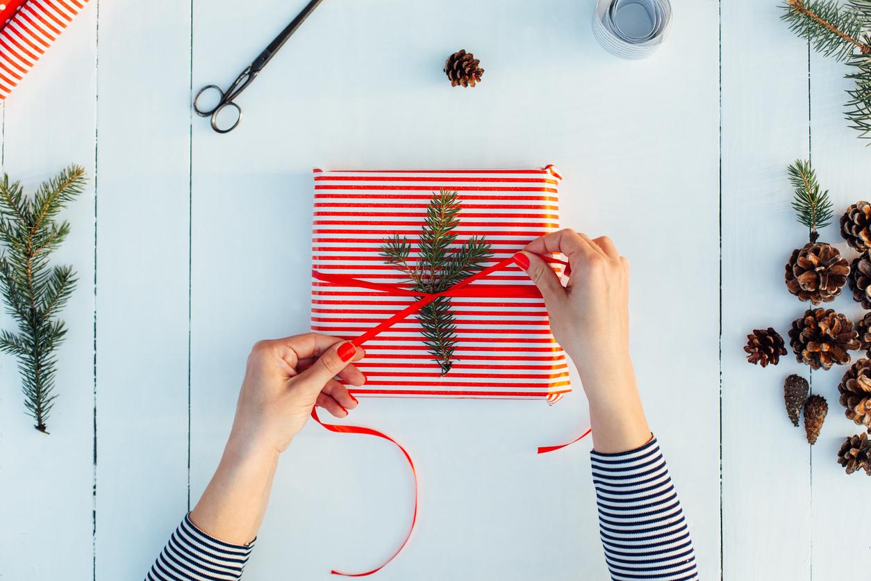 Pour de beaux cadeaux de Noël : les étapes pas à pas