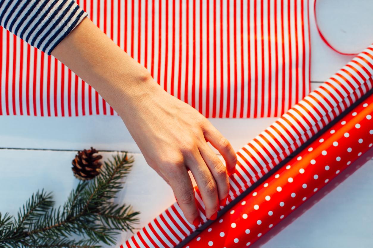 DIY comment emballer vos cadeaux de Noel