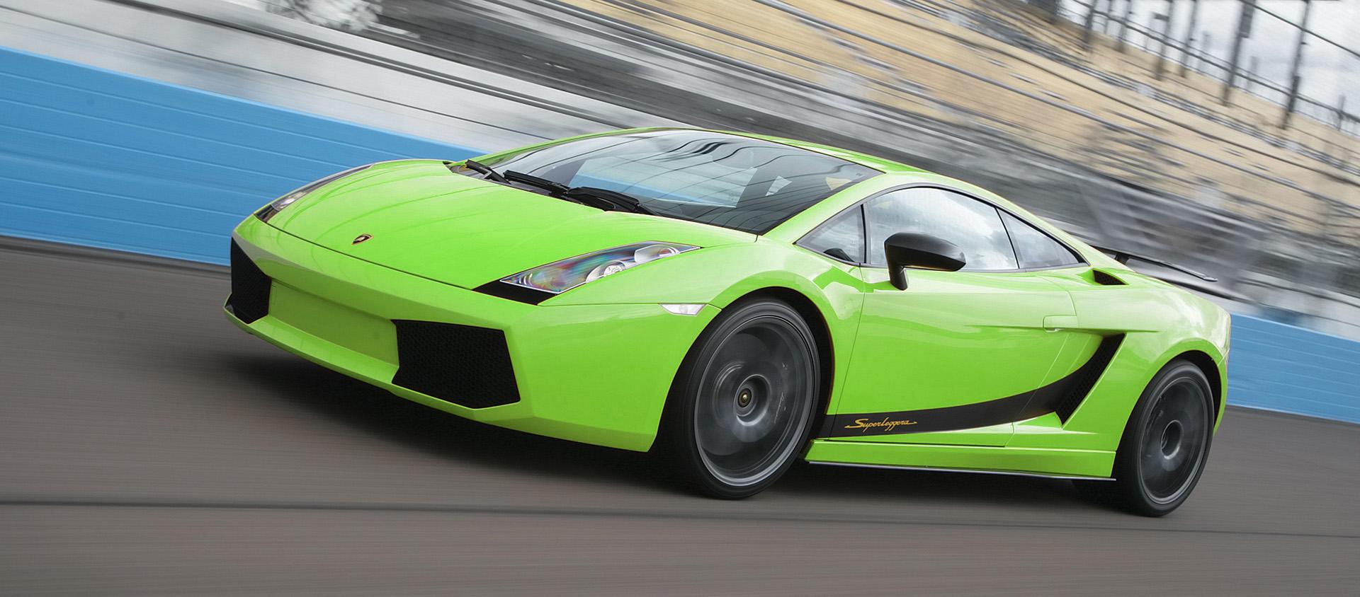 Stage de pilotage : Lamborghini