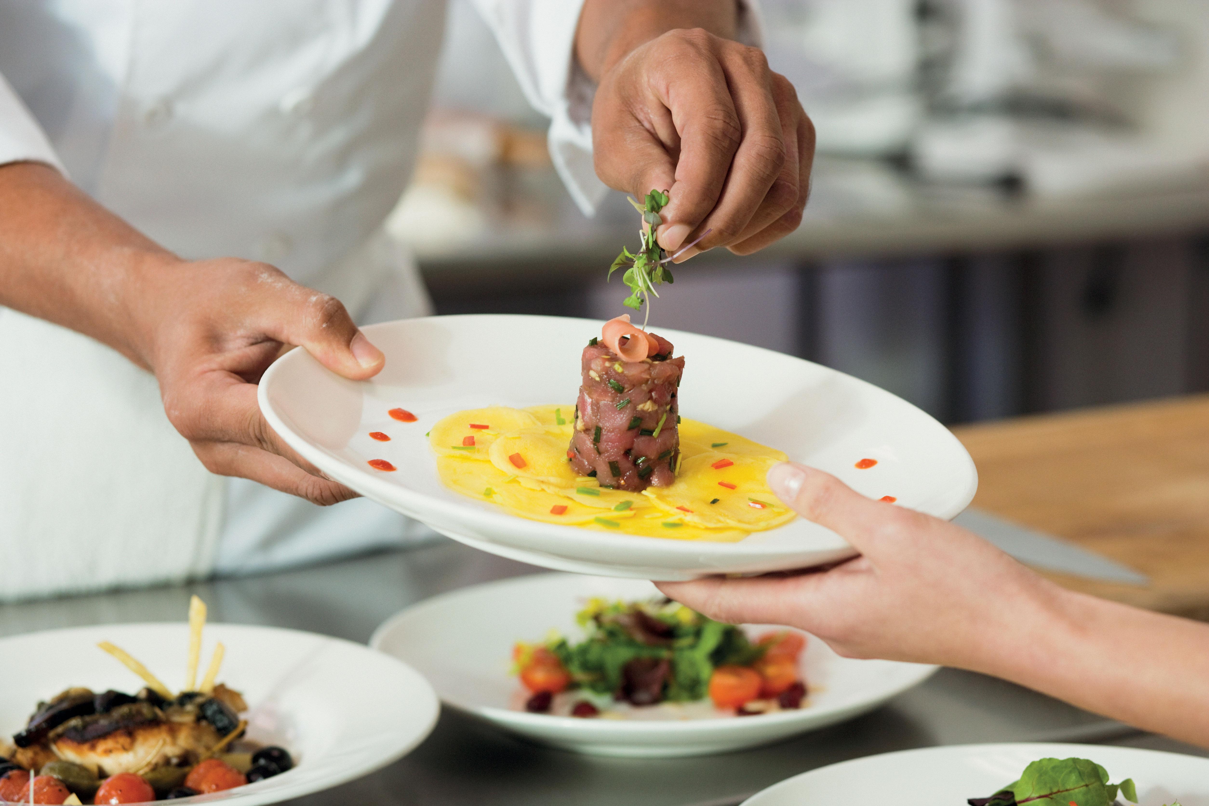 Des cours de cuisine pour une rentr e sous le signe de la for Atelier de cuisine gastronomique