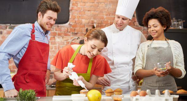 Des cours de cuisine pour une rentrée sous le signe de la gourmandise