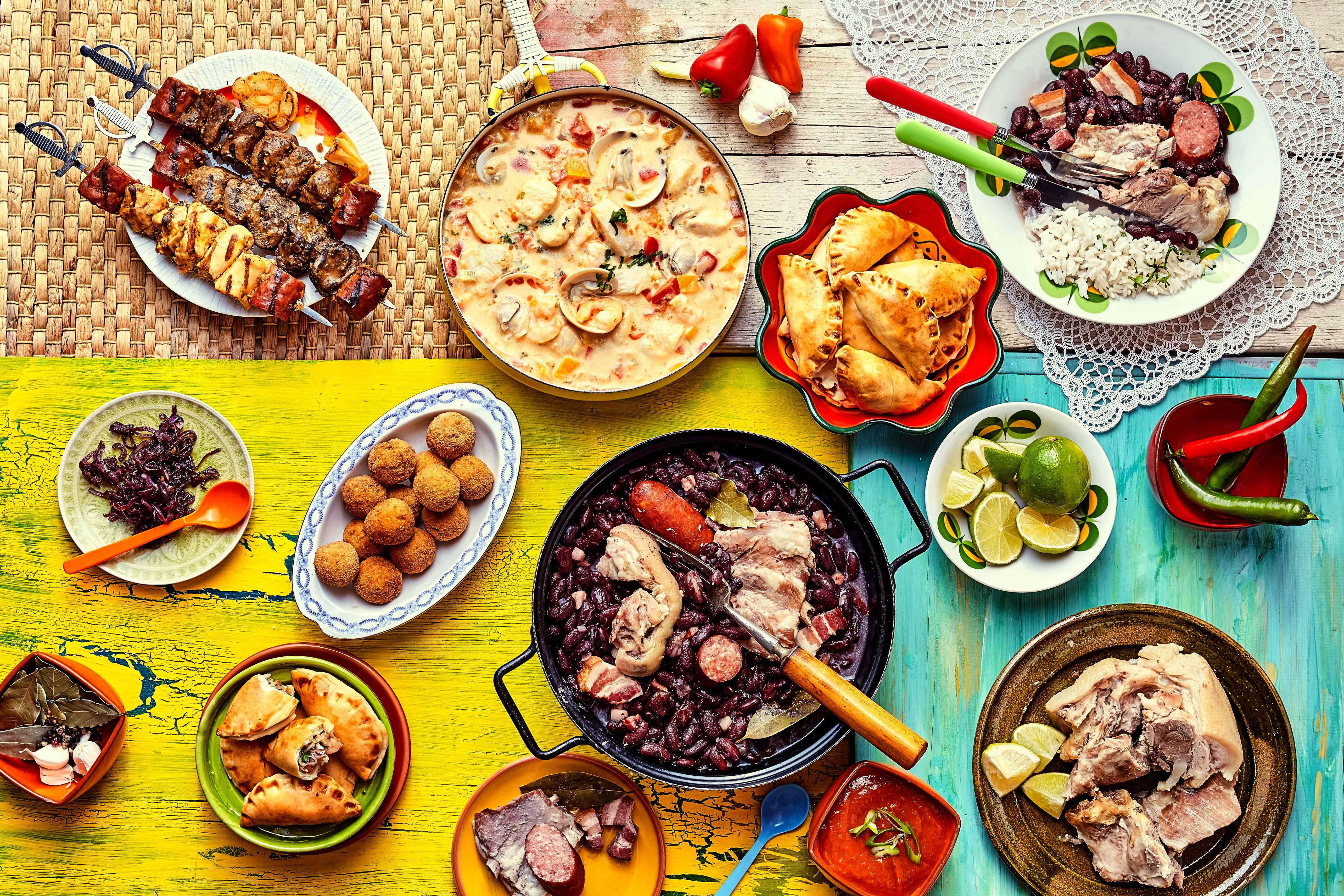 L'Amérique du Sud dans votre assiette