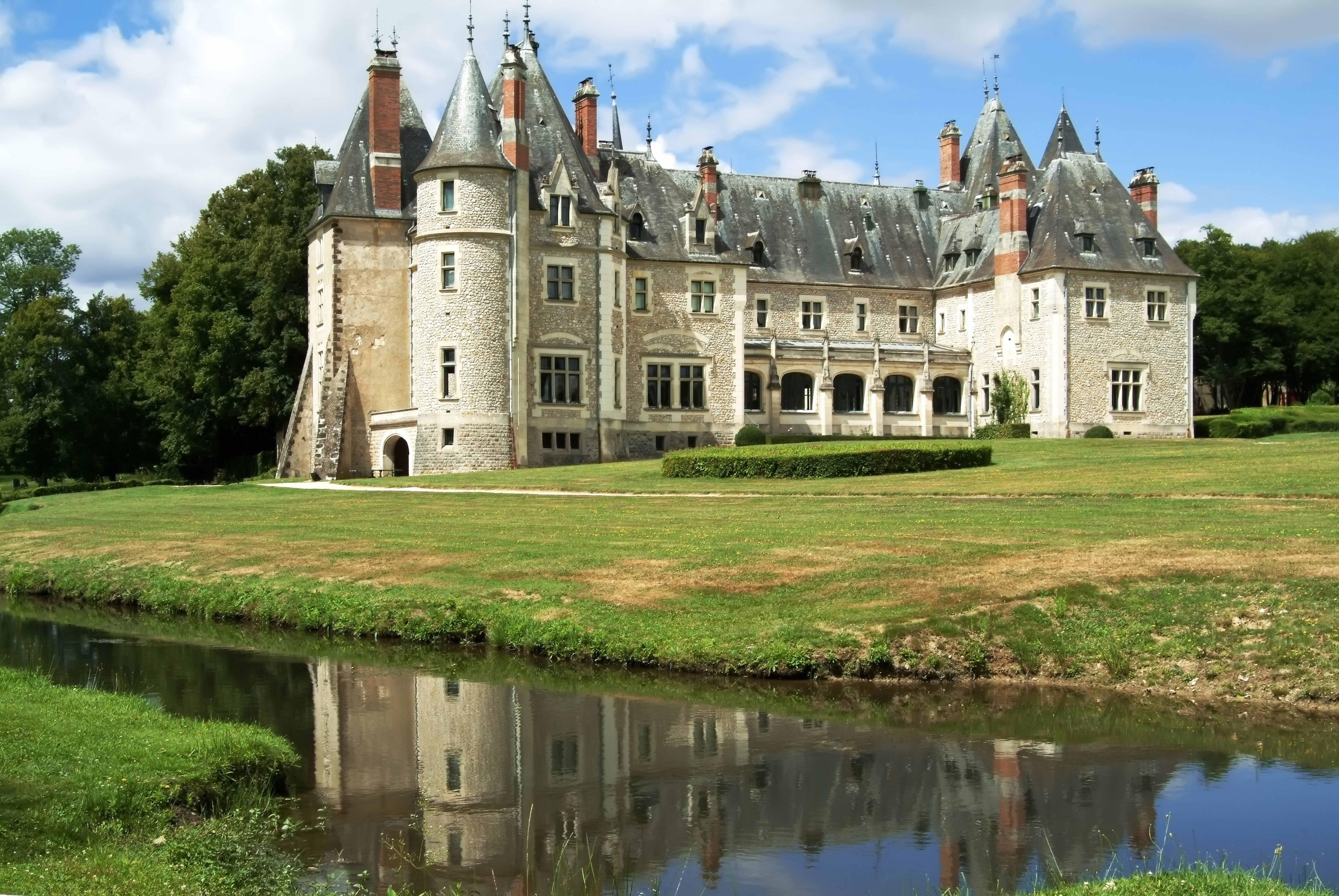 hôtel chateau