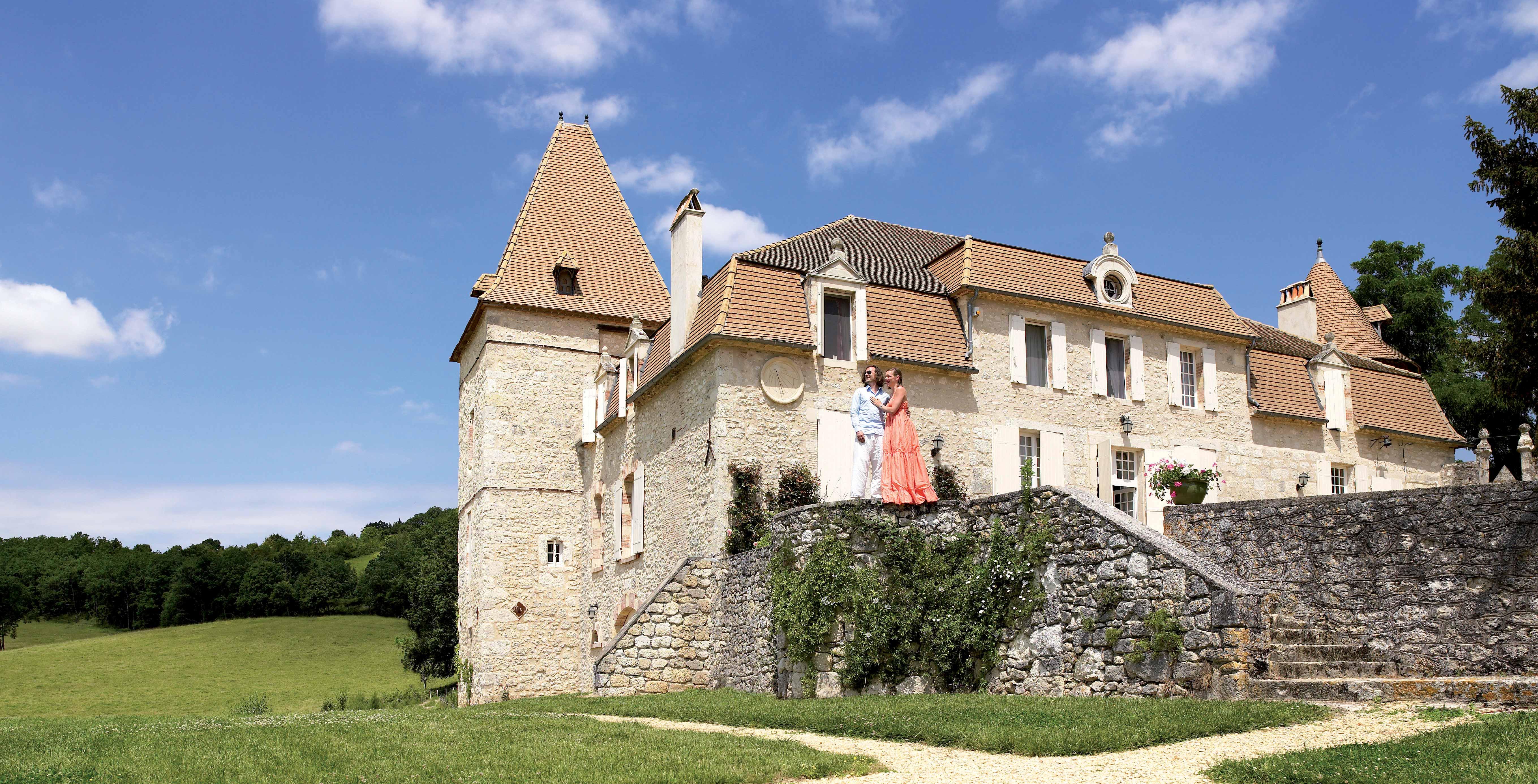 offrir un week-end insolite au chateau