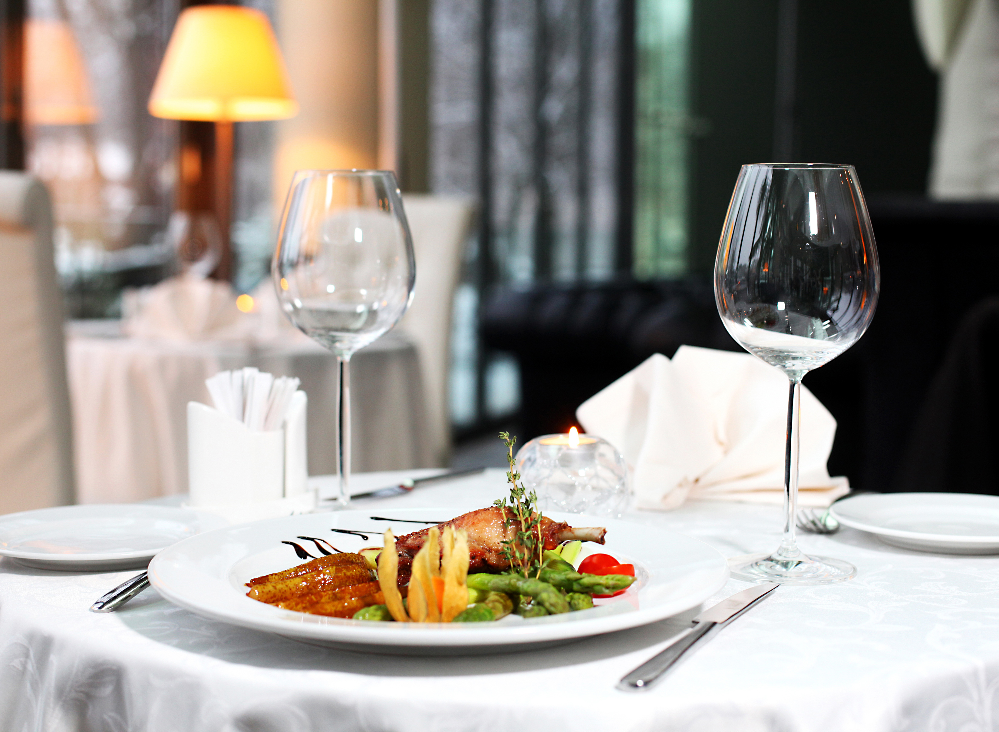 Gastronomie comment choisir un restaurant toil for Cuisine gastronomique