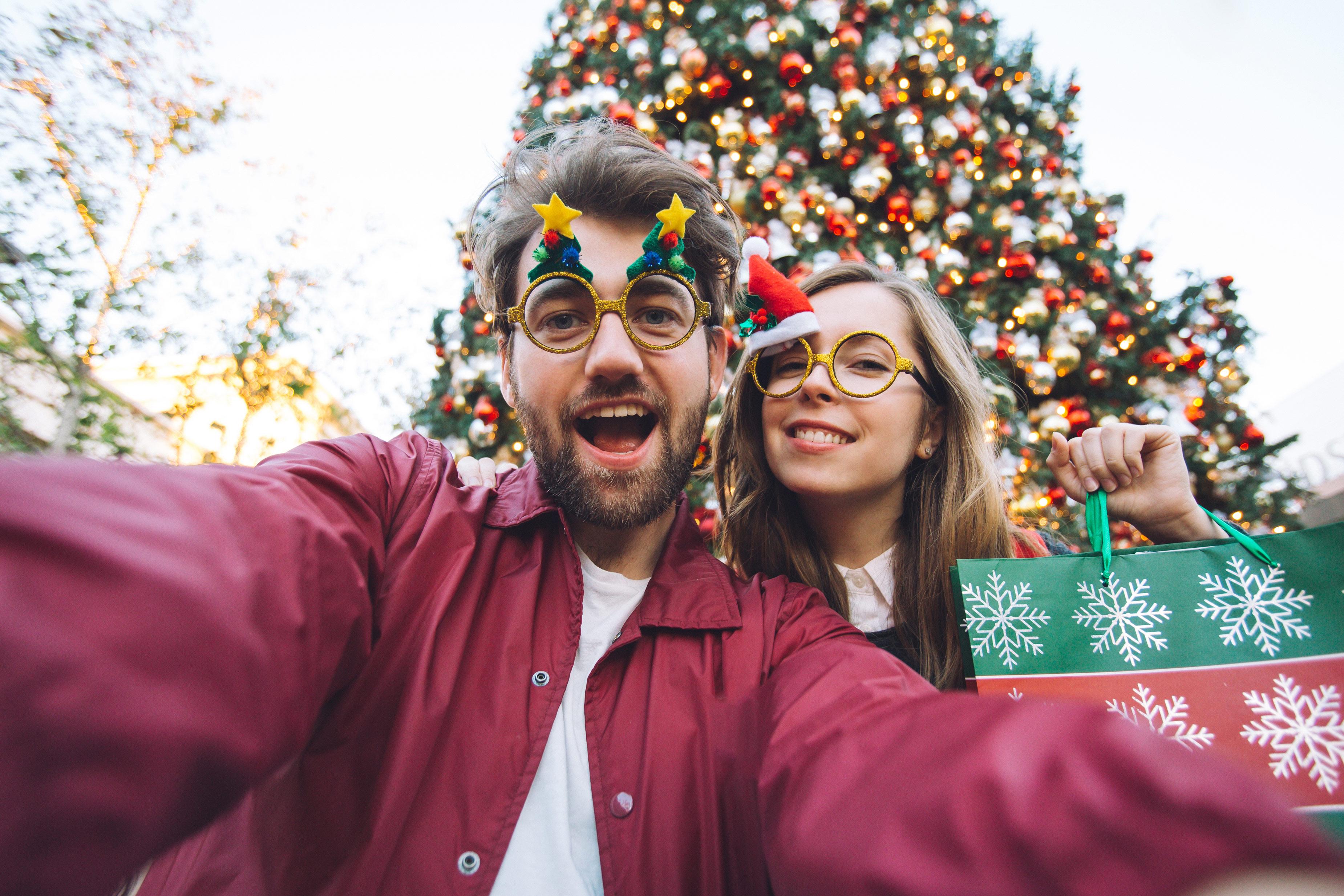 Acheter les cadeaux de noel en couple