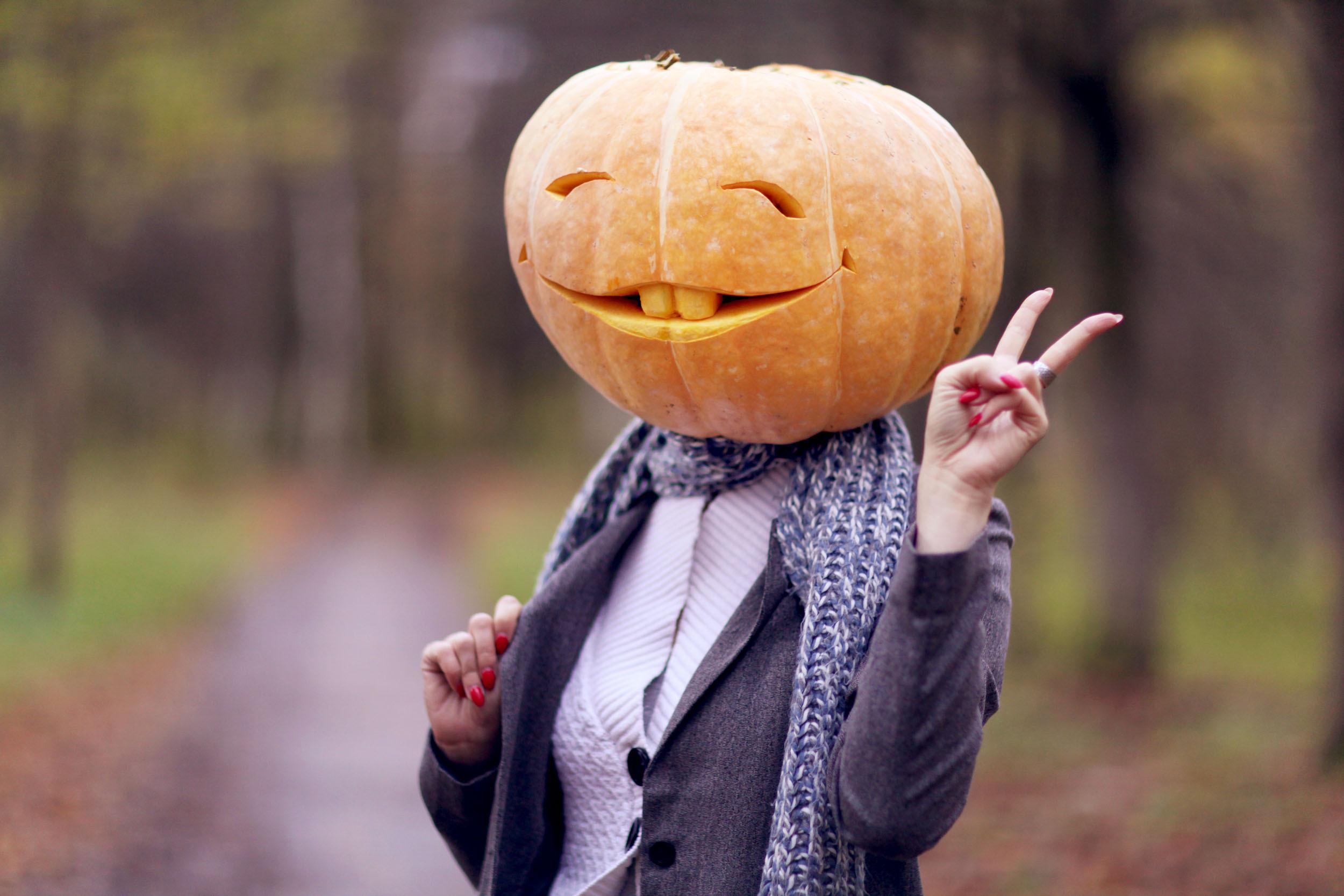 Sensations fortes à Halloween