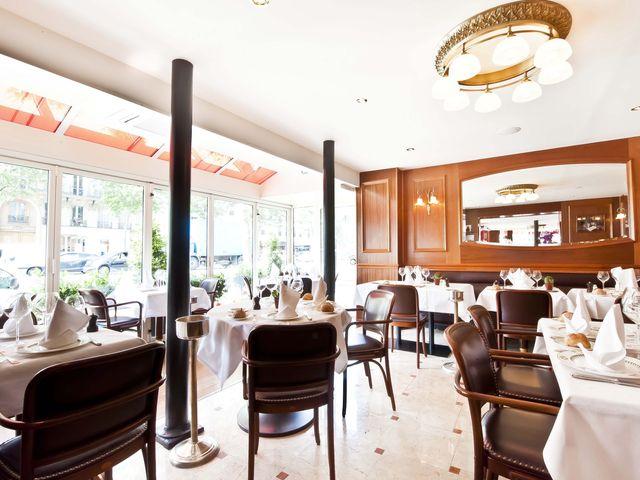 restaurant Au Petit Marguery Rive Droite
