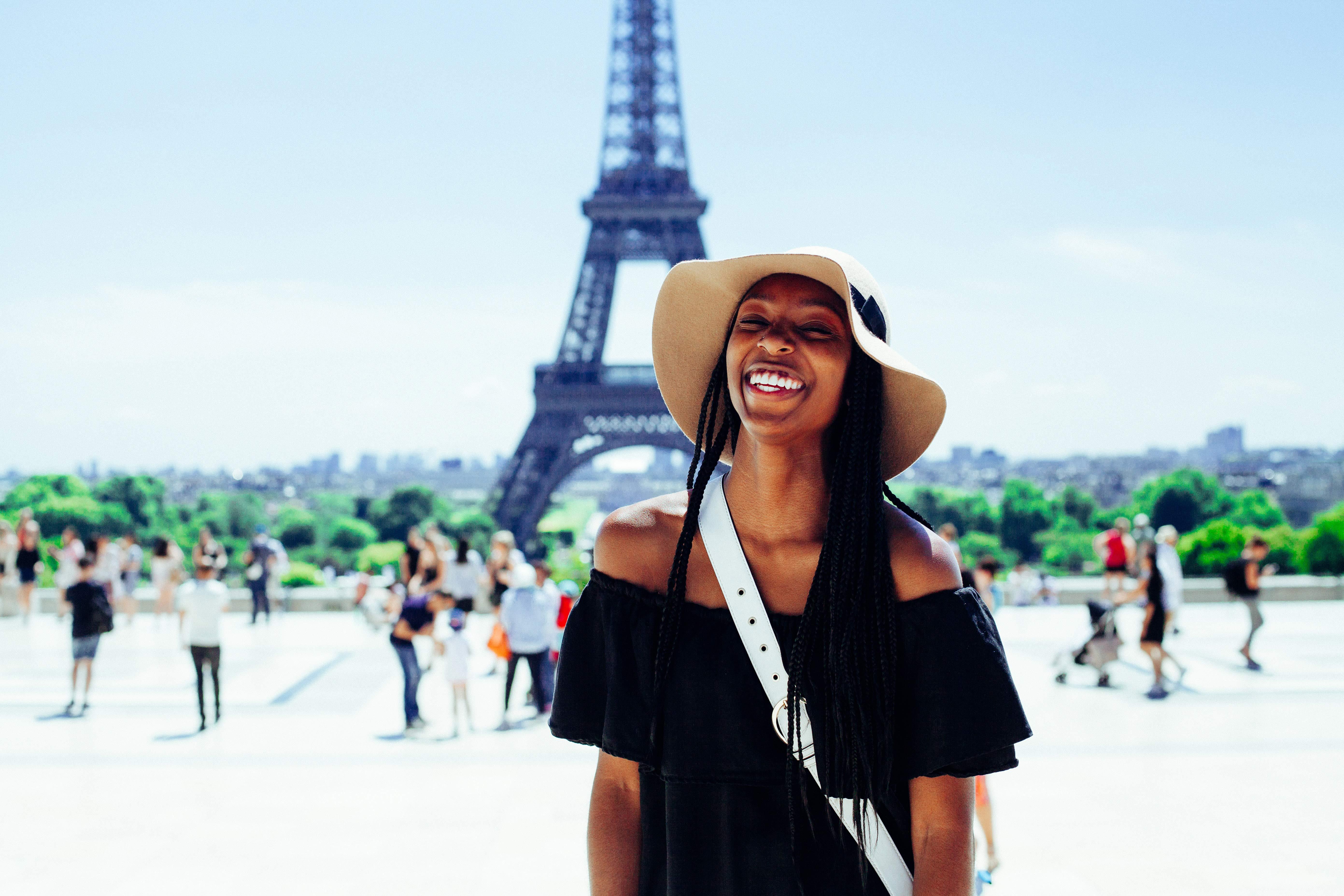 Paris, la ville des amoureux