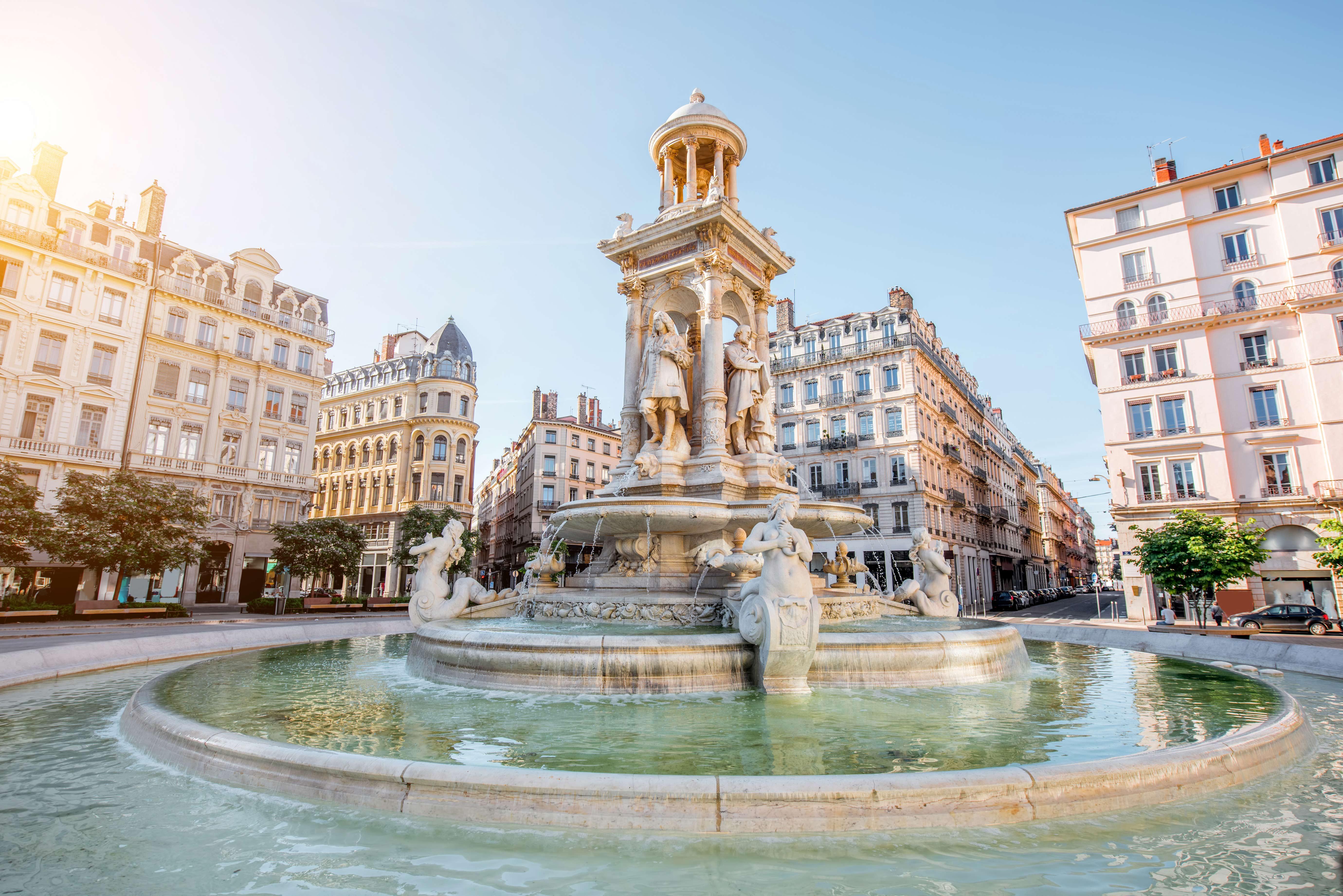 Lyon, une ville très prisée par les touristes