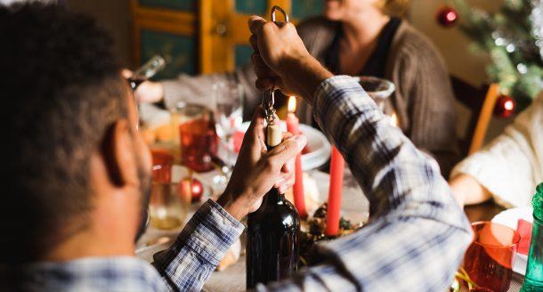 Les meilleurs accords mets et vins pour votre repas de Noël