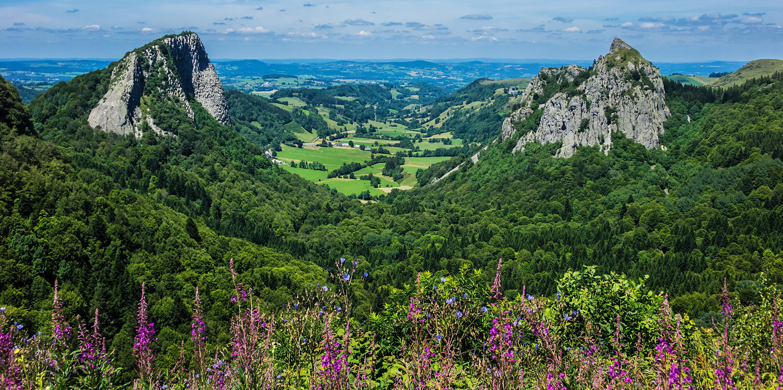 week end en Auvergne