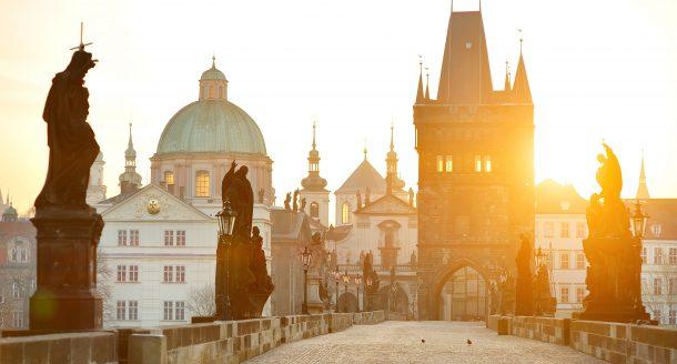Un week-end à Prague, la promesse de vacances féériques !