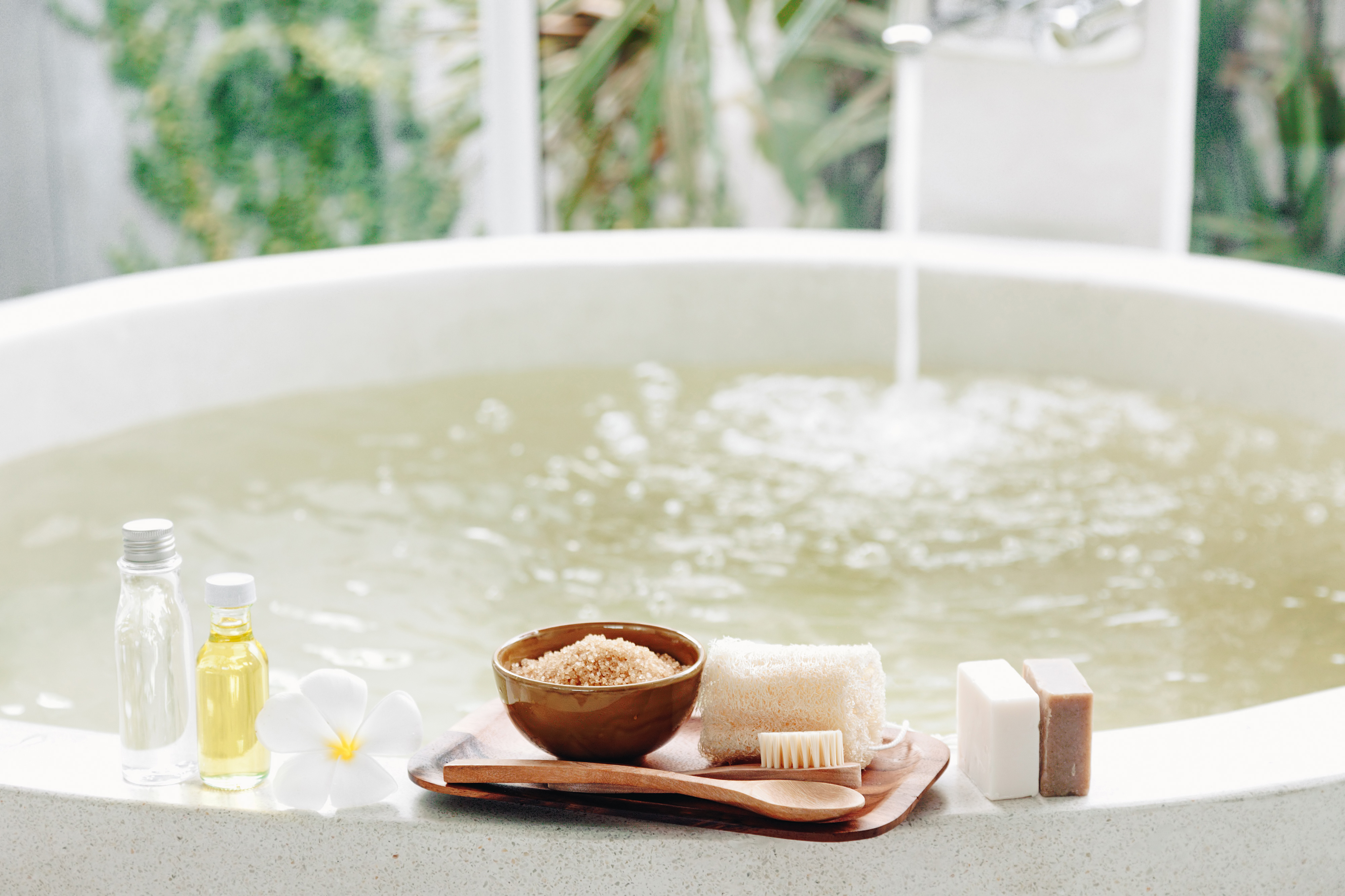 Beaut bien tre comment faire son sel de bain soi m me for Bain relaxant maison