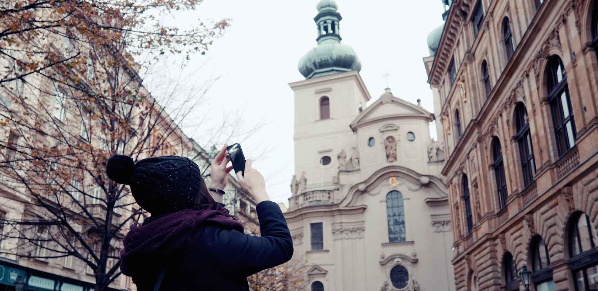 Visiter Prague en hiver