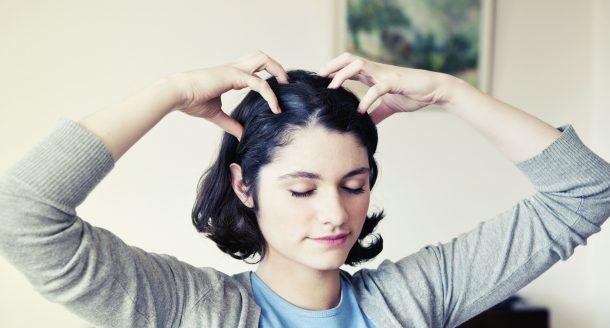 Une migraine, une mine fatiguée… Découvrez les avantages de l'automassage