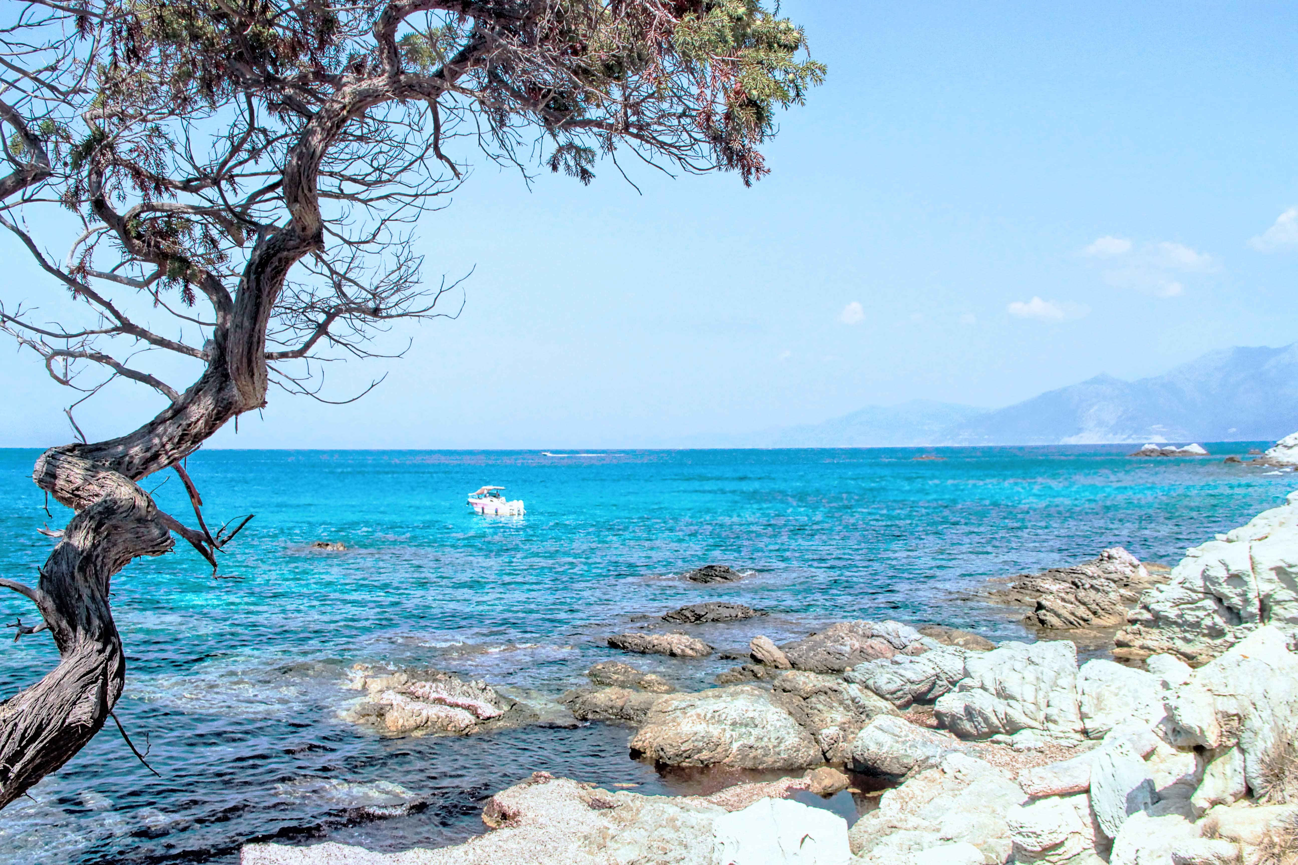 Les plus belles plages françaises : le désert des Agriates, Corse