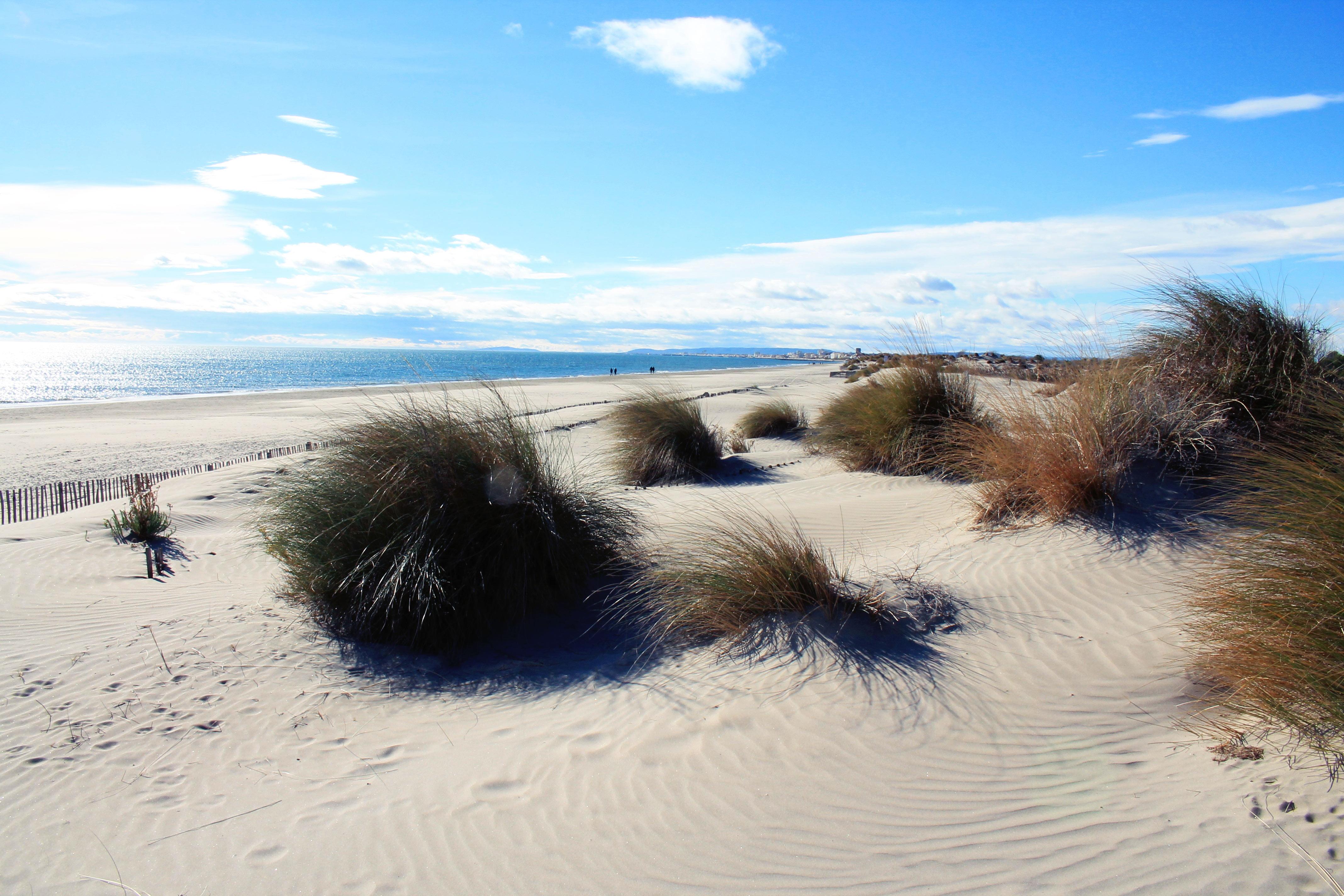 plus belles plages de France : Espiguette, Grau du Roi