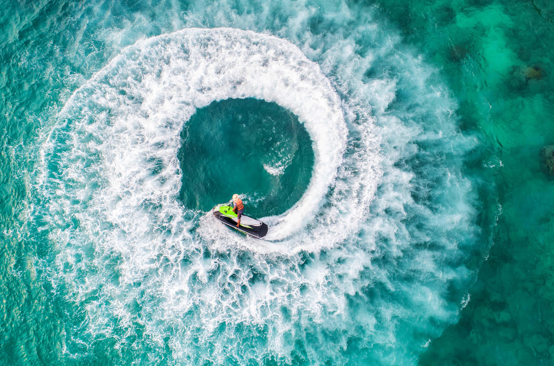 sortie jet-ski