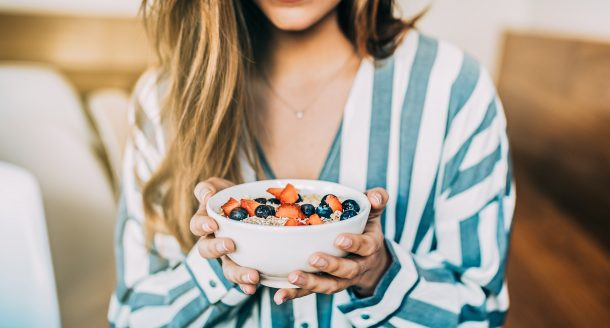 Recettes de petit déjeuners équilibrés et rapides pour être en pleine forme