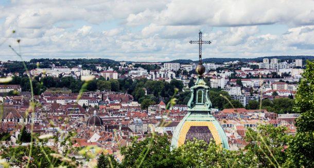 Vacances à Besançon : les bons plans de Laure-Line, notre franc-comtoise d'origine !