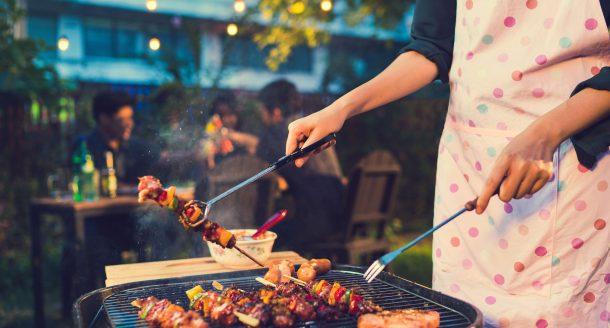 Des idées de recettes au barbecue pour prolonger l'été !