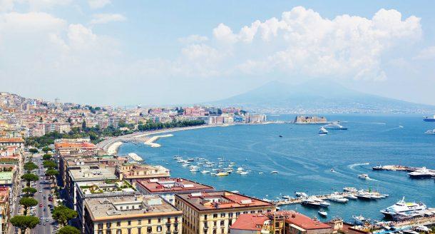 Partir en vacances à Naples avec les bons conseils de Paolo !
