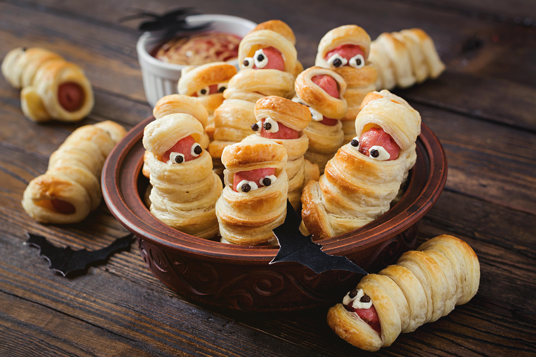 Idée Repas Pour 12 Personnes Abracadabra ! Des idées de recettes d'Halloween pour une soirée