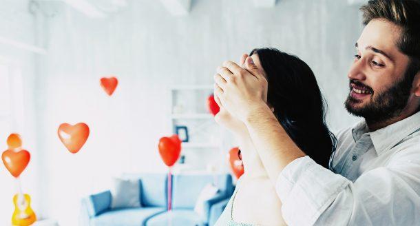 Besoin d'idées cadeaux de St Valentin pour Femme ? Trouvez LE cadeau qui la surprendra