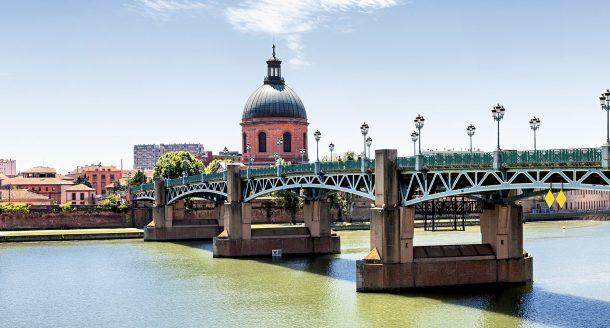 Zoom sur Toulouse, la belle ville rose à l'accent chantant