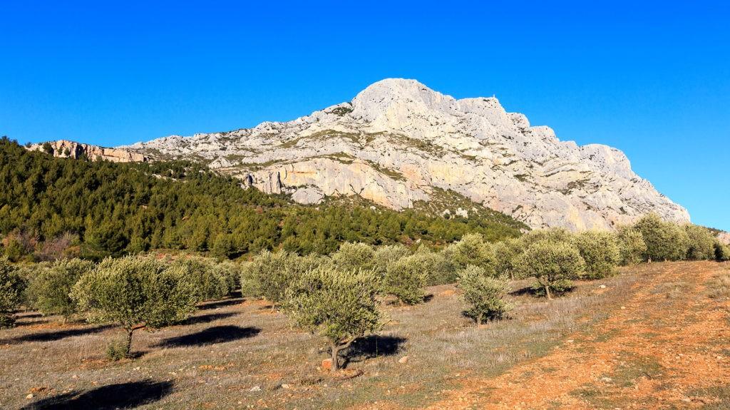 Randonnée Marseille Sainte Victoire