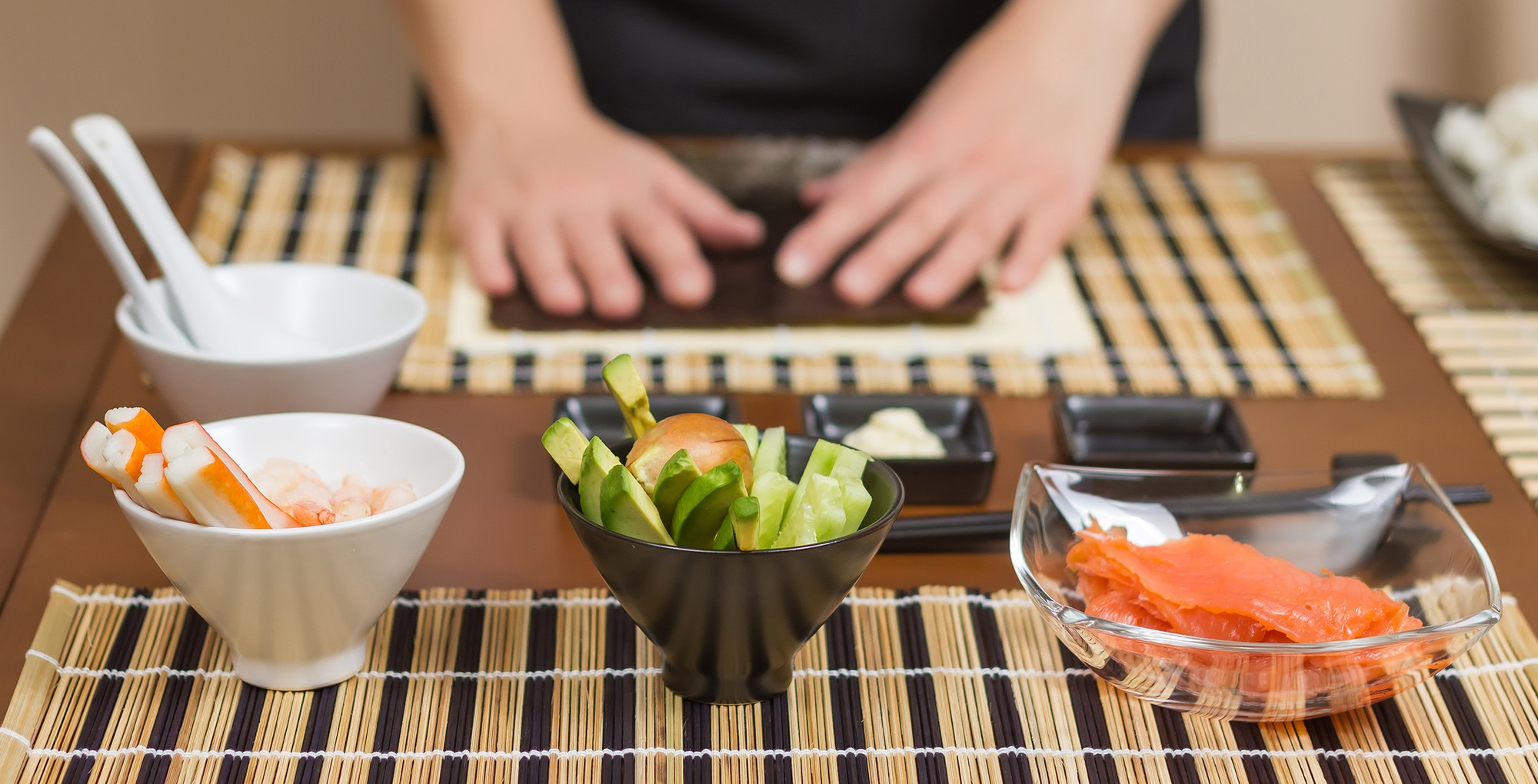 Sushis Maison Recette De Sushis Pour Faire Des Sushis En 5 Etapes