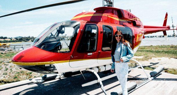 Les plus beaux lieux pour vivre votre baptême d'hélicoptère en France