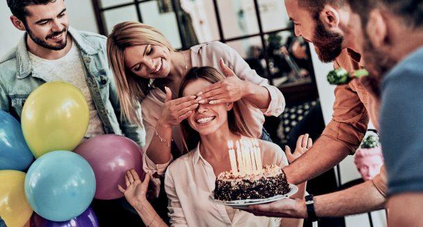 3 idées pour un anniversaire surprise original !