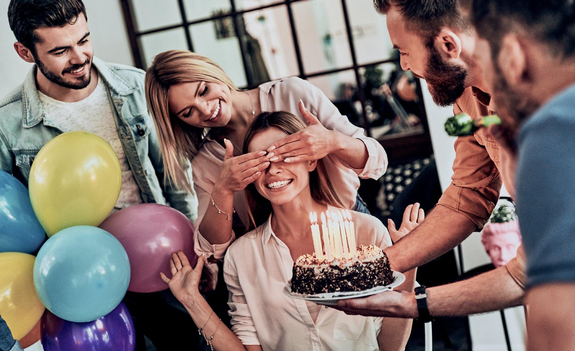 3 Idées Pour Organiser Un Anniversaire Surprise Original