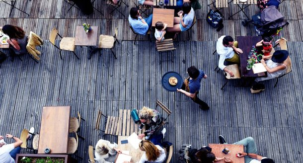 Les plus beaux restaurants avec terrasse de Lyon