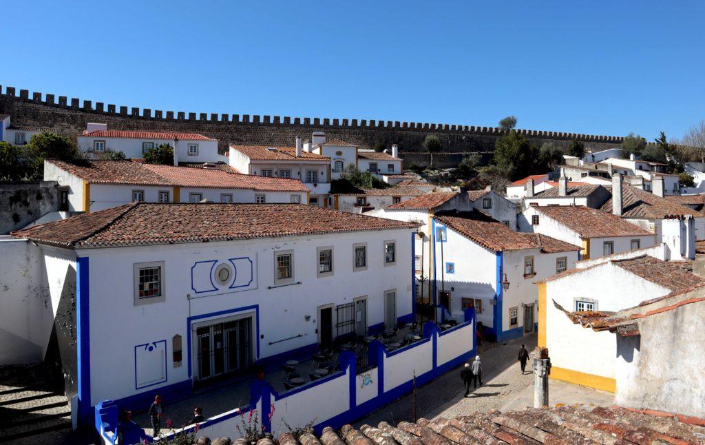 Obidos, séjour au Portugal