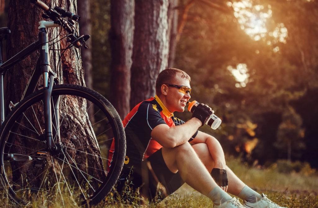 Voyager à vélo