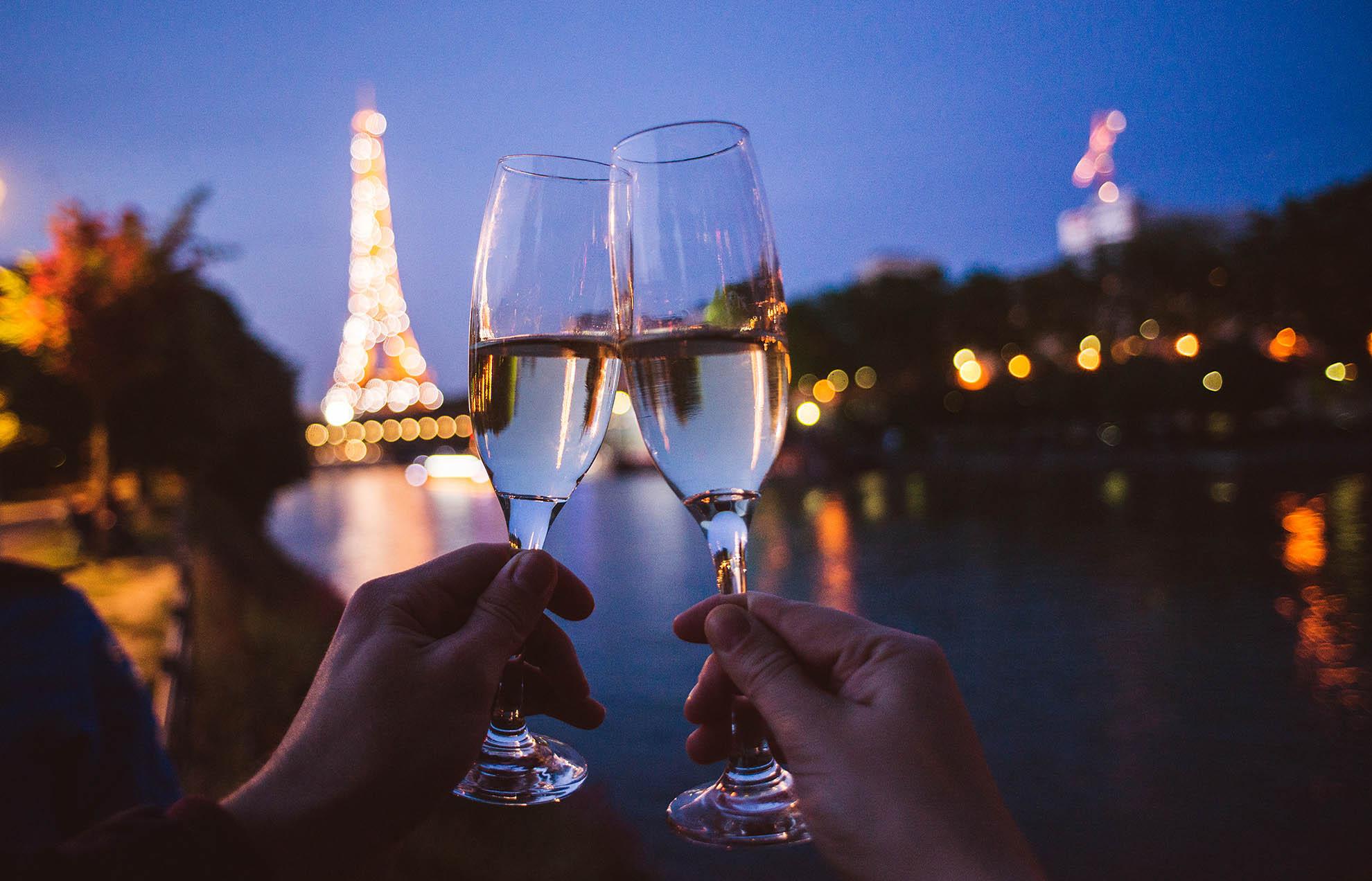 Weekend en amoureux Paris