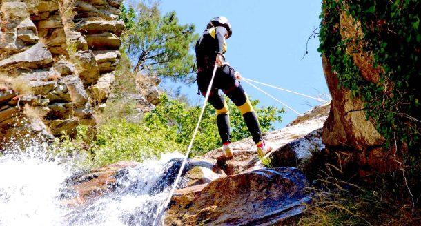 Vidéo – Une sortie canyoning dans les Pyrénées ça donne ça !