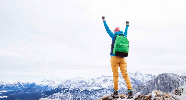 Quels sports d'hiver tester quand on aime les sensations fortes ?
