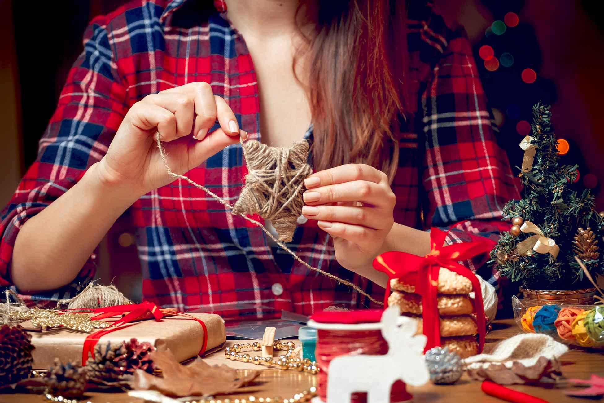 Cadeaux De Noël Diy 7 Belles Idées De Cadeaux Faits Main