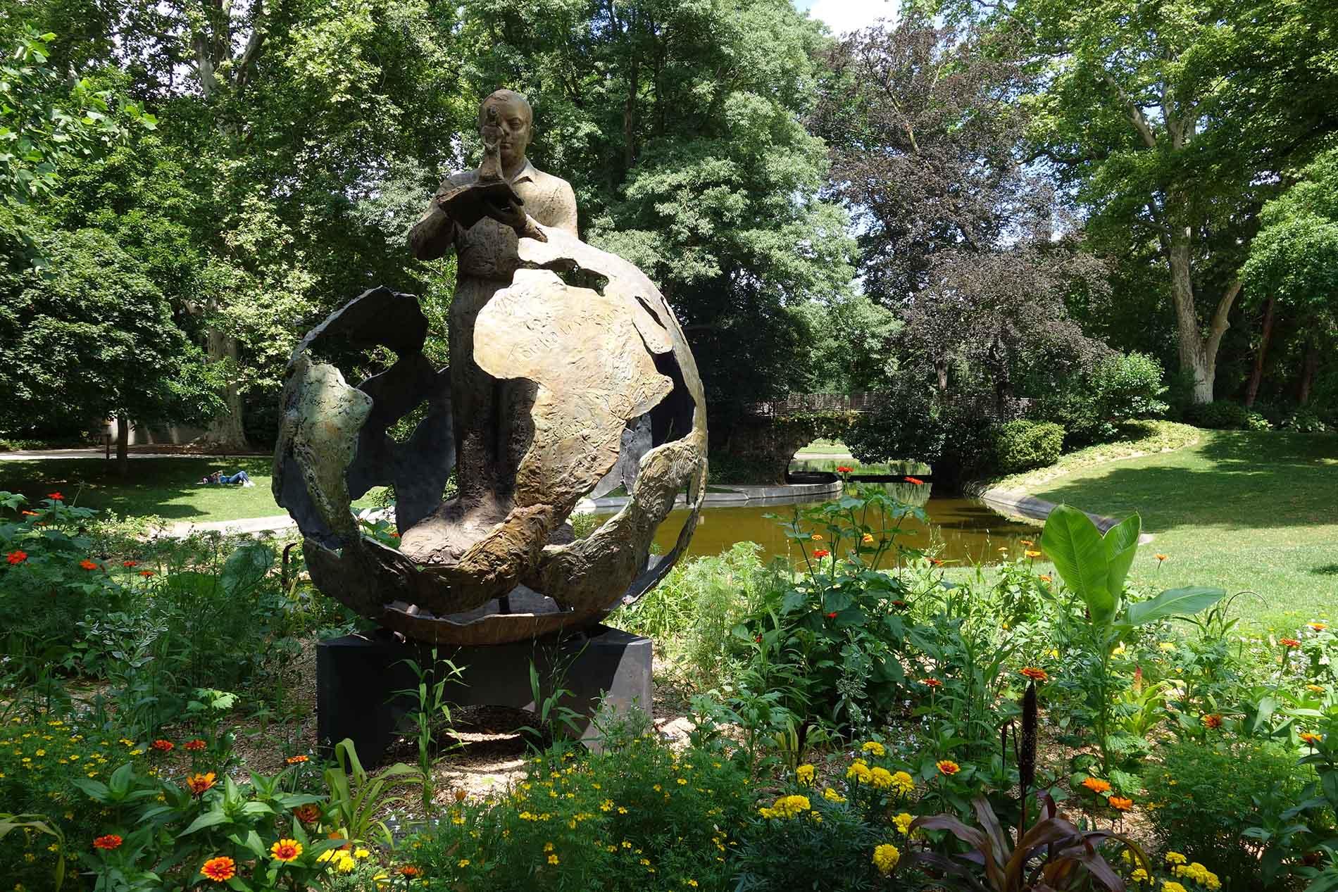 Jardin royal visite toulouse