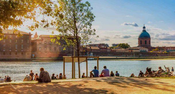Visiter Toulouse grâce aux coins préférés de Pauline