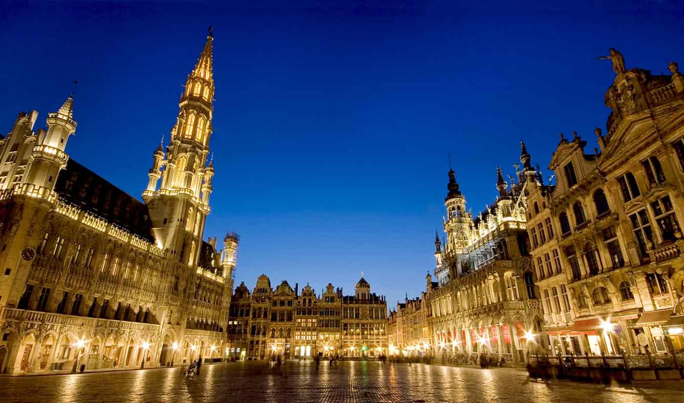 Visite de la Grand Place Bruxelles