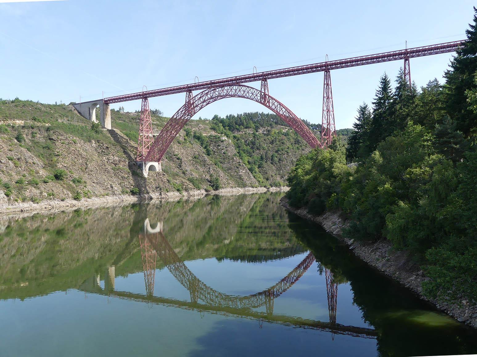 Viaduc de Garabit Cantal