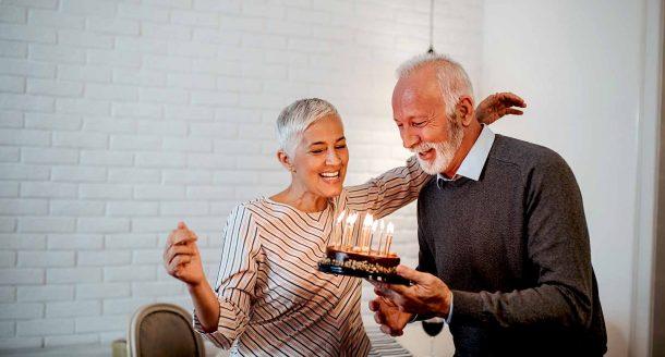 Dénichez le bon cadeau d'anniversaire de mariage pour vos parents !